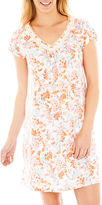 JCPenney Earth Angels Cap-Sleeve Nightshirt