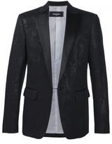 DSQUARED2 jacquard blazer
