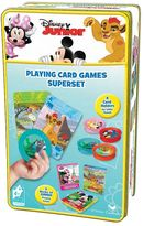 Cardinal Disney's The Lion Guard, Mickey Mouse and Minnie Mouse Super 3 Card Game