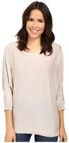 Splendid Bailey Sweater with Shoulder Slits