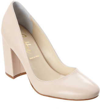 Butter Shoes Pisa Leather Pump
