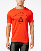 Reebok Men's Stamp-Graphic T-Shirt