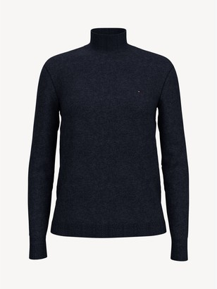 Tommy Hilfiger Essential Solid Turtleneck Sweater