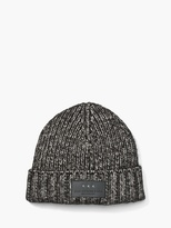 John Varvatos Cotton Wool Knit Hat