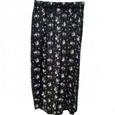 Closed Black Skirt for Women