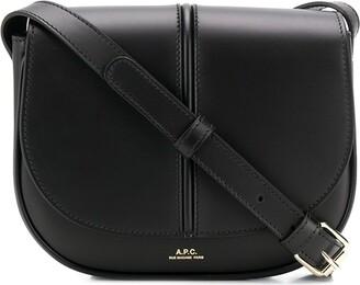 A.P.C. Betty logo crossbody bag