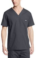 Cherokee Workwear Scrubs Men's Big V-Neck Top