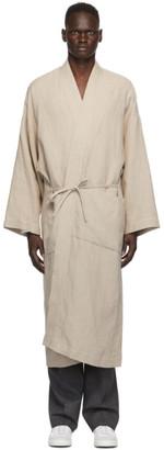 Ambush Beige Kimono Coat