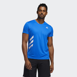 adidas Run It 3-Stripes PB Tee
