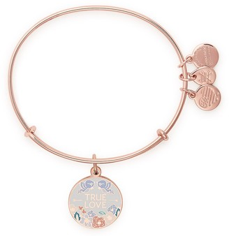 Disney Mickey Mouse Icon ''True Love'' Bangle by Alex and Ani