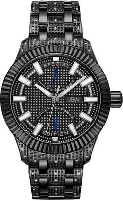 JBW Men's Crowne Diamond Watch