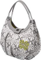 Petunia Pickle Bottom Hideaway Hobo Diaper Bag in