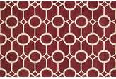 "Loloi TAYLHTY09REIV3656 Rugs, Taylor Collection, Red/Ivory 3'-6"" x 5'-6"""