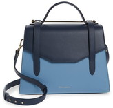 Strathberry Midi Tricolor Allegro Calfskin Leather Tote