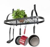 RACK IT UP!® Oval Pot Rack