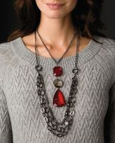 M. haskell statement necklace