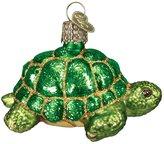 Old World Christmas Desert Tortoise Glass Blown Ornament