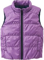 Uniqlo Toddler Body Warm Lite Full Zip Vest