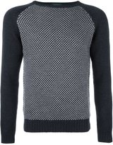 Zanone crew neck sweater - men - Virgin Wool - 54