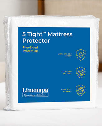 Linenspa Signature Collection 5Tight Five-Sided Mattress Protector, King