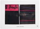 Pringle Trunk and Socks Gift Set - Multi