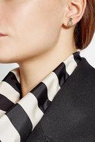 Marc Jacobs Embellished Pineapple Stud Earring