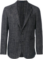 Caruso tonal suit jacket