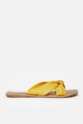 Coast Knot Front Flat Sandal