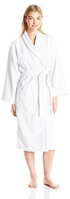 Bedhead Pajamas Women's Terry Velour Long Robe
