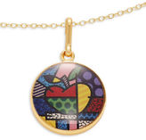 Alex and Ani NY State Art Infusion Necklace Charm