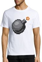 Mostly Heard Rarely Seen Ignited Lego Bomb Tee