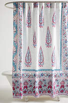 Anthropologie Meze Shower Curtain