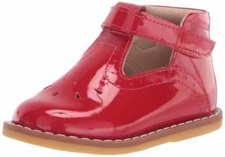 Elephantito Girls' T Bar First Walker Shoe