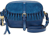 Fossil Kendall Tasseled Cross-Body Bag