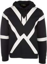 Versace men's hoodie sweatshirt sweat US size B7GRA7F4
