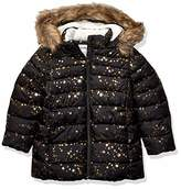 Amazon Brand - Spotted Zebra Girl's Long Puffer Coat