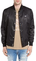 Obey Men's Tour City Bomber Jacket