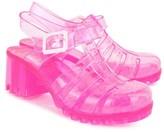 Lelli Kelly Kids Pink Ice Cream Jelly Sandals