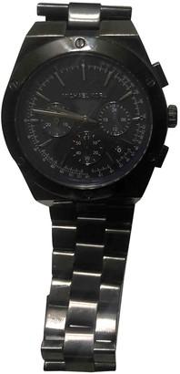 Michael Kors Black Steel Watches