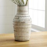 Crate & Barrel Lati Vase