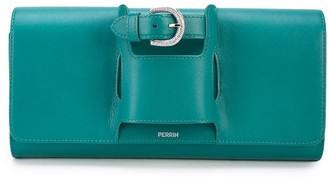 Perrin Paris hand strap clutch