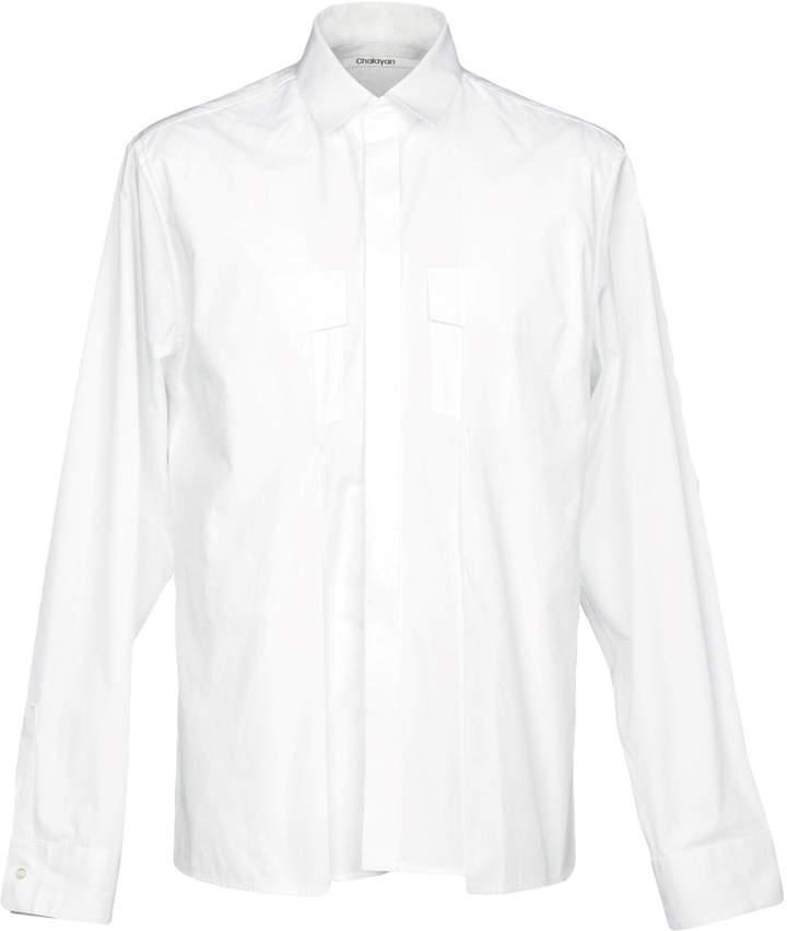 Chalayan Shirts - Item 38632691SB