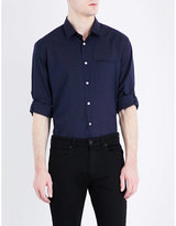 John Varvatos Slim-fit Cotton Shirt