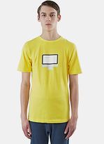 Colo Men's Goodnight Crew Neck T-shirt In Yellow