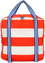 Tiny Cottons striped tote bag