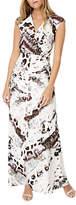 Damsel in a Dress Ocelot Maxi Dress, Multi