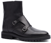 Tommy Hilfiger Monk Strap Ankle Boot