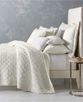 Hotel Collection Trousseau Cotton Quilted King Coverlet, Created for Macy's Bedding