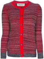 Marni Edition check cardigan