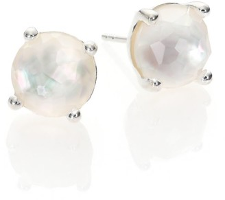Ippolita Rock Candy Sterling Silver & Doublet Stud Earrings